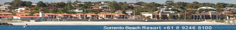 Beach hotel Perth