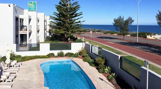 Sorrento Beach Resort Hotel Perth Near Perth Australia
