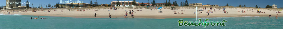 beachfront motels Perth