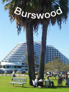 holiday in Burswood near Burswood Casino Perth