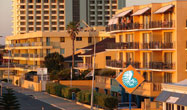 beachfront hotel accommodation Perth