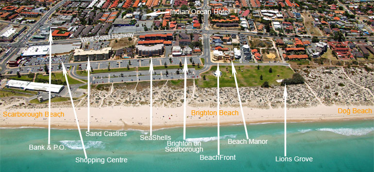 hotels scarborough beach